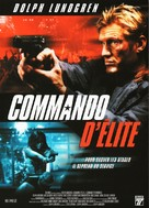 Command Performance - French DVD movie cover (xs thumbnail)