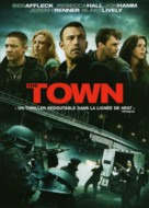 The Town - French Movie Cover (xs thumbnail)