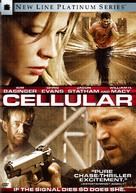 Cellular - DVD movie cover (xs thumbnail)