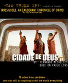 Cidade de Deus - Movie Poster (xs thumbnail)