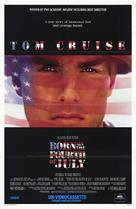 Born on the Fourth of July - Video release movie poster (xs thumbnail)