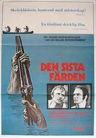 Deliverance - Swedish Movie Poster (xs thumbnail)