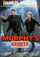 Murphy's Law - German Movie Poster (xs thumbnail)