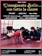 L'insegnante balla... con tutta la classe - Italian Movie Poster (xs thumbnail)