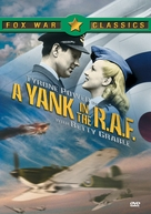 A Yank in the R.A.F. - DVD movie cover (xs thumbnail)