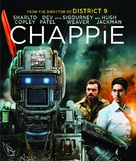 Chappie - Blu-Ray cover (xs thumbnail)