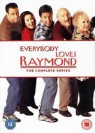 """Everybody Loves Raymond"" - British DVD movie cover (xs thumbnail)"