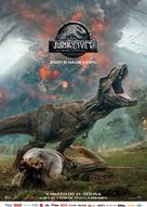 Jurassic World: Fallen Kingdom - Czech Movie Poster (xs thumbnail)