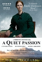 A Quiet Passion - Canadian Movie Poster (xs thumbnail)