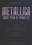 Metallica: Some Kind of Monster - Movie Poster (xs thumbnail)