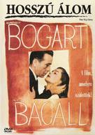 The Big Sleep - Hungarian DVD cover (xs thumbnail)