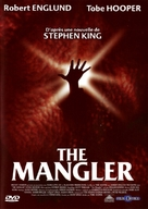 The Mangler - French Movie Cover (xs thumbnail)