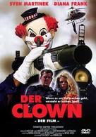 Der Clown - German DVD cover (xs thumbnail)