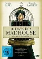 10 Days in a Madhouse - German DVD movie cover (xs thumbnail)