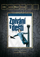 Singin' in the Rain - Czech DVD movie cover (xs thumbnail)