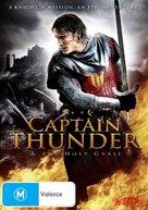 Capitán Trueno y el Santo Grial - Australian DVD cover (xs thumbnail)