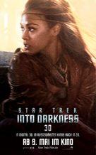 Star Trek Into Darkness - German Movie Poster (xs thumbnail)