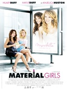 Material Girls - French Movie Poster (xs thumbnail)