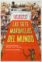 Seven Wonders of the World - Argentinian Movie Poster (xs thumbnail)