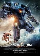 Pacific Rim - Czech Movie Poster (xs thumbnail)