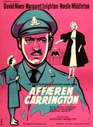 Court Martial - Swedish Movie Poster (xs thumbnail)