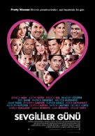 Valentine's Day - Turkish Movie Poster (xs thumbnail)