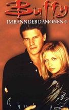 """Buffy the Vampire Slayer"" - German VHS movie cover (xs thumbnail)"