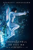 Ghost in the Shell - Vietnamese Movie Poster (xs thumbnail)