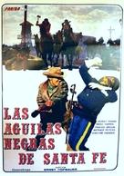 Schwarzen Adler von Santa Fe, Die - Spanish Movie Poster (xs thumbnail)