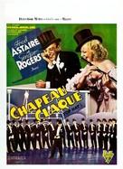 Top Hat - Belgian Movie Poster (xs thumbnail)