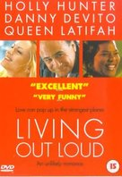 Living Out Loud - British DVD cover (xs thumbnail)