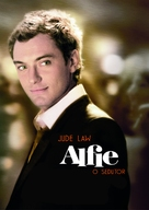 Alfie - Brazilian Movie Cover (xs thumbnail)