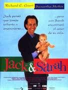 Jack & Sarah - Spanish Movie Poster (xs thumbnail)