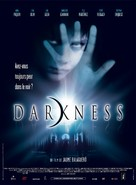 Darkness - French Movie Poster (xs thumbnail)