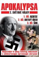 Apocalypse - La 2e guerre mondiale - Czech DVD movie cover (xs thumbnail)