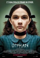 Orphan - Italian Movie Poster (xs thumbnail)
