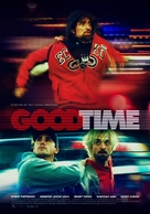 Good Time - Bahraini Movie Poster (xs thumbnail)