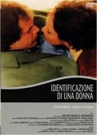 Identificazione di una donna - Italian DVD cover (xs thumbnail)