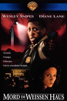 Murder At 1600 - German DVD movie cover (xs thumbnail)