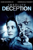 Deception - Australian DVD cover (xs thumbnail)