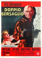 The Double Man - Italian Movie Poster (xs thumbnail)
