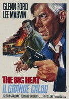 The Big Heat - Italian Movie Poster (xs thumbnail)