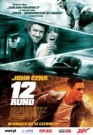 12 Rounds - Polish Movie Poster (xs thumbnail)