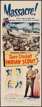 Davy Crockett, Indian Scout - Movie Poster (xs thumbnail)