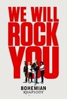 Bohemian Rhapsody - Norwegian Movie Poster (xs thumbnail)