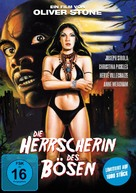 Seizure - German Movie Cover (xs thumbnail)