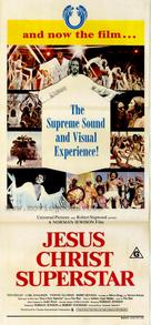 Jesus Christ Superstar - Australian Movie Poster (xs thumbnail)