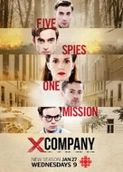 """X Company"" - Canadian Movie Poster (xs thumbnail)"