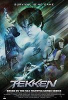 Tekken - Movie Poster (xs thumbnail)