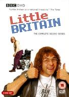 """Little Britain"" - British DVD movie cover (xs thumbnail)"